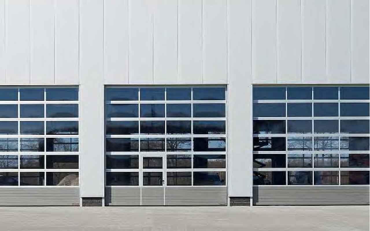 KRCO Bauelemente | Industrietore